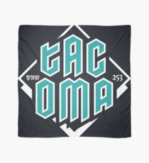 Copy of Tacoma but in teal! Scarf