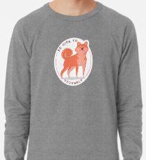 Be Nice to yourself Lightweight Sweatshirt