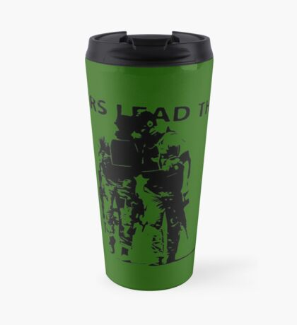 Rangers Lead the Way - U.S. Army  Travel Mug