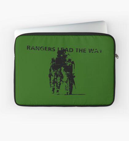Rangers Lead the Way - U.S. Army  Laptop Sleeve