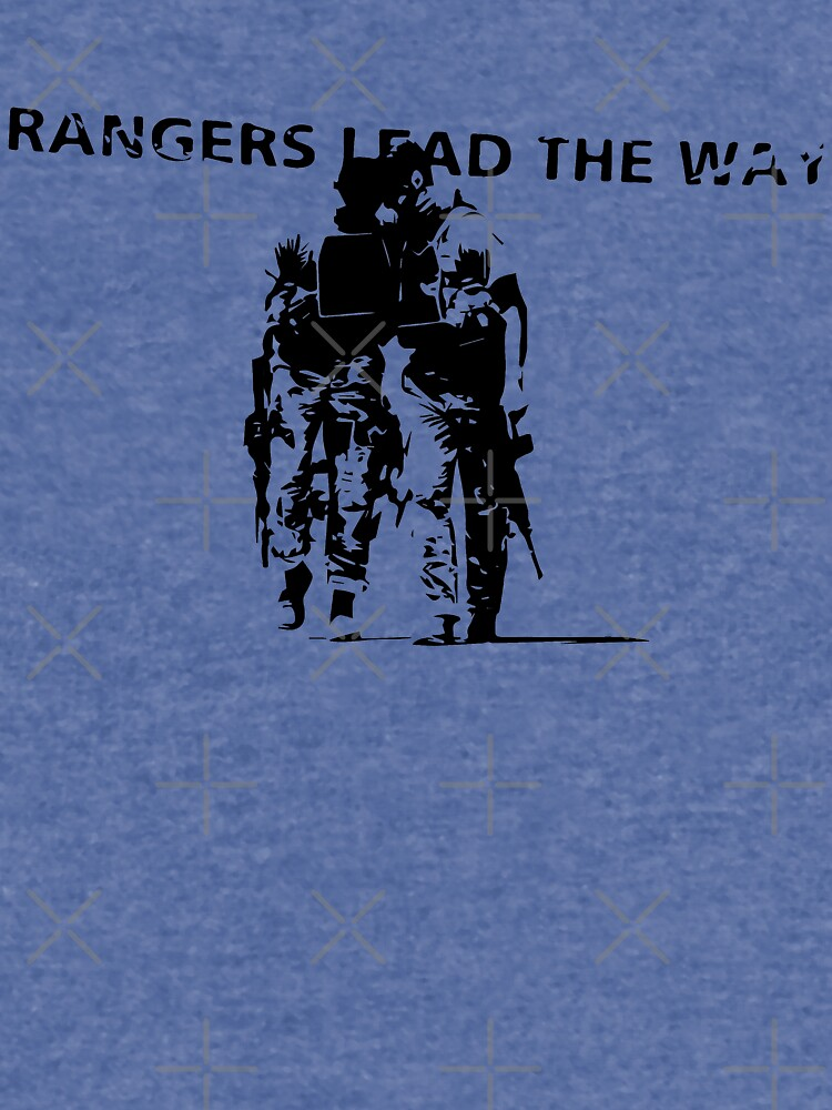 Rangers Lead the Way - U.S. Army  by willpate