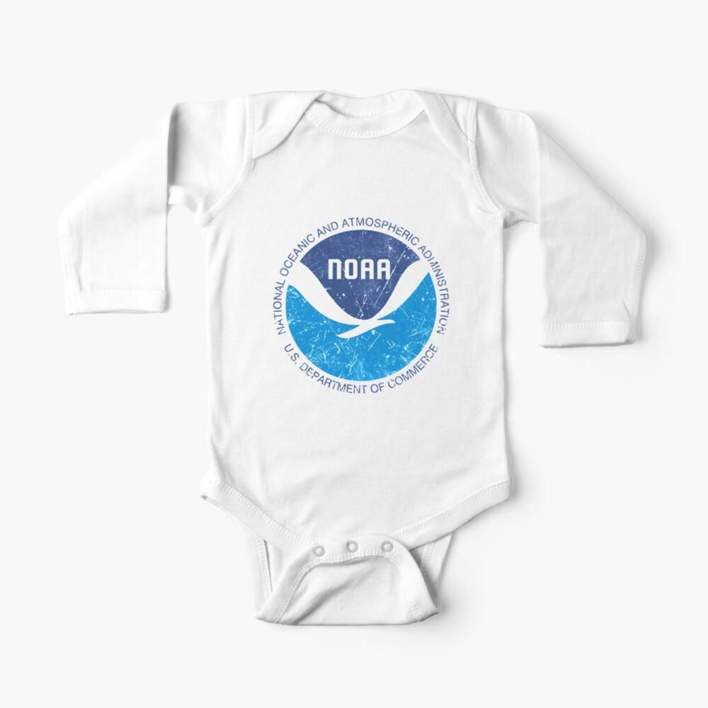 NOAA Vintage Design Baby One-Piece
