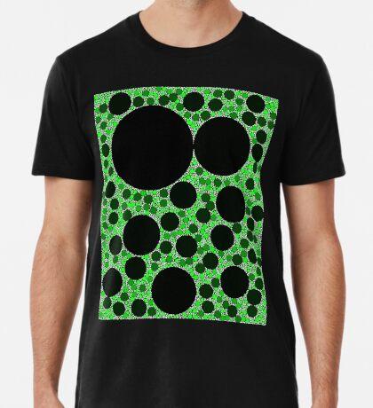 Random Tiling Green Premium T-Shirt