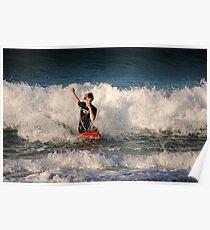 Bodyboarding >> Poster