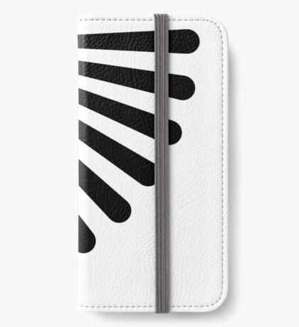 Spiral II - T iPhone Wallet