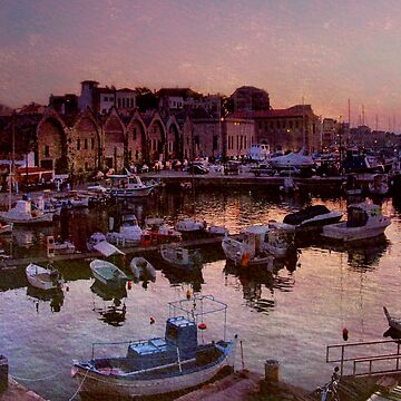 The Venetian Harbour by Globalphotos