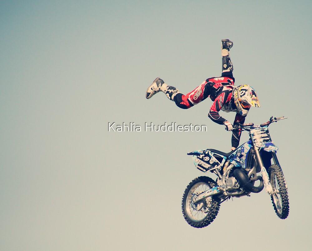 """""""I think I'll try defying gravity"""" by Kahlia Huddleston"""