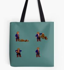 Guybrush and... Guybrush! (Monkey Island 2) Tote Bag