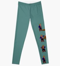 Guybrush and... Guybrush! (Monkey Island 2) Leggings