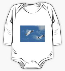 Cold War Jets One Piece - Long Sleeve