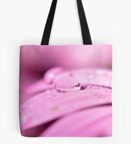 Pink Mist Tote Bag