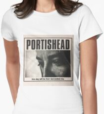 Portishead Tailliertes T-Shirt