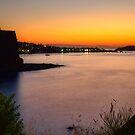 Castle at sunrise  by Andrea Rapisarda