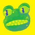 The Frog by trashguts
