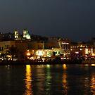 Summer evening in the Mediterranean by Themis