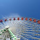 Ferris Wheel Florida State Fair by ChelsiGraphics