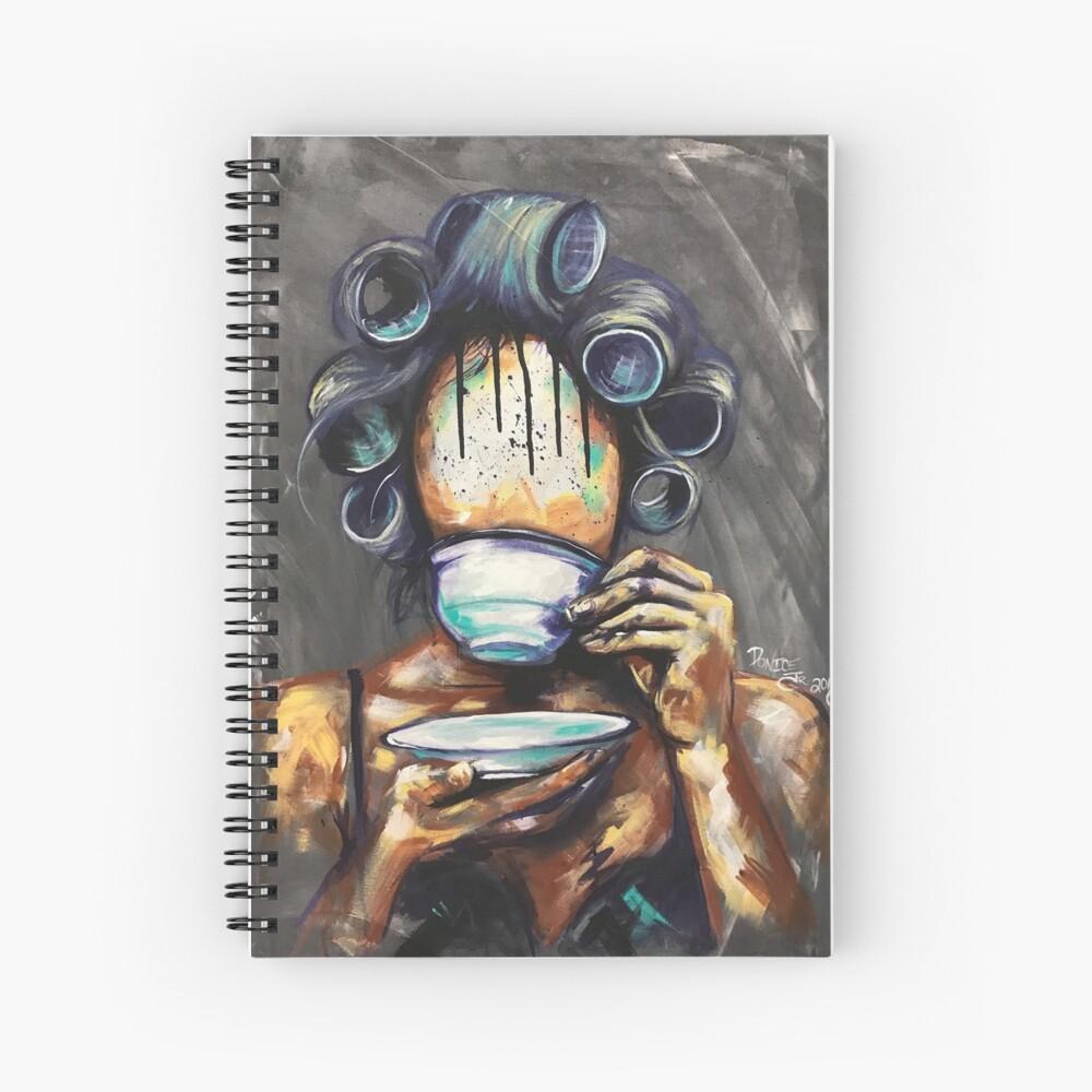 ArtNSole  Spiral Notebook