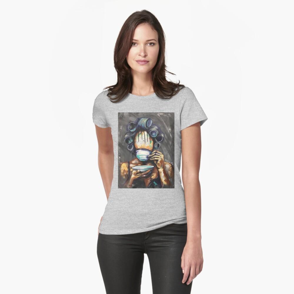 ArtNSole  Fitted T-Shirt