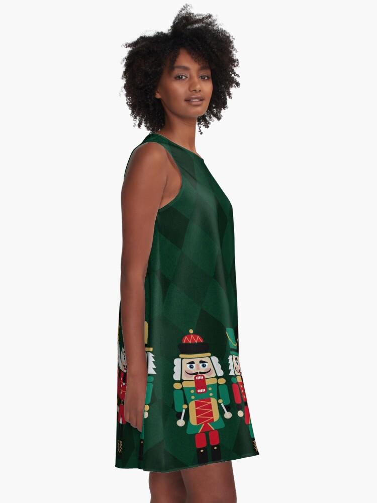 Alternate view of The Nutcrackers A-Line Dress