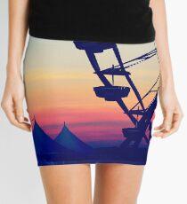 Ferris Wheel Mini Skirt