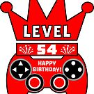 Level 54 Complete by wordpower900