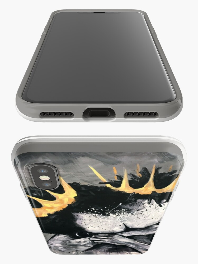 Alternate view of Naturally Royalty iPhone Case & Cover