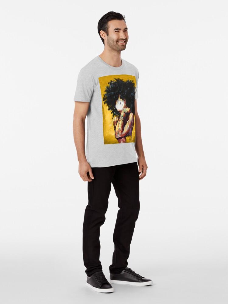 Alternate view of Naturally II GOLD Premium T-Shirt