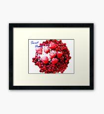 Sweet Heart. Framed Print