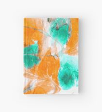 Abstract #4 Hardcover Journal
