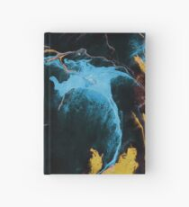 Abstract #5 Hardcover Journal
