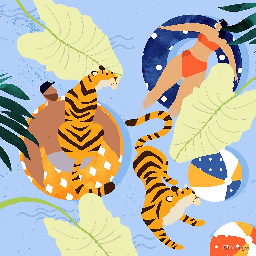 This Summer #illustration #summer  by 83oranges