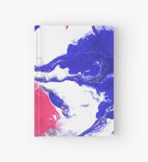 Abstract #6 Hardcover Journal