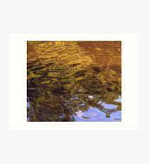 Lake I Art Print