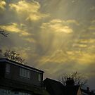 Smokey sky by dannyphoto