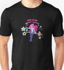 Camiseta ajustada Anime Cosplay Kawaii Convención Regalo