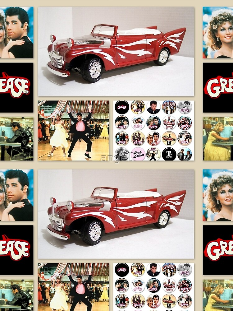 Grease Lightning by angel1