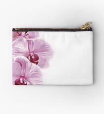 Bolso de mano orquídea