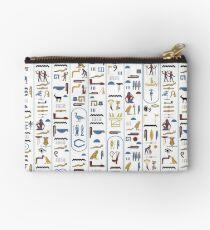 Pharao Hieroglyphen Täschchen