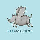 Flynoceros von Sophie Corrigan