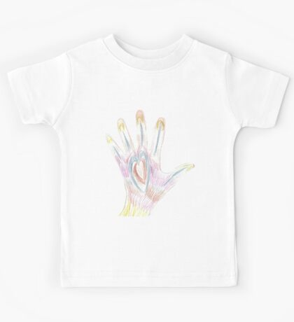 Heart Hand Kids Clothes