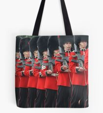 Trooping of the Colour 2010 Tote Bag