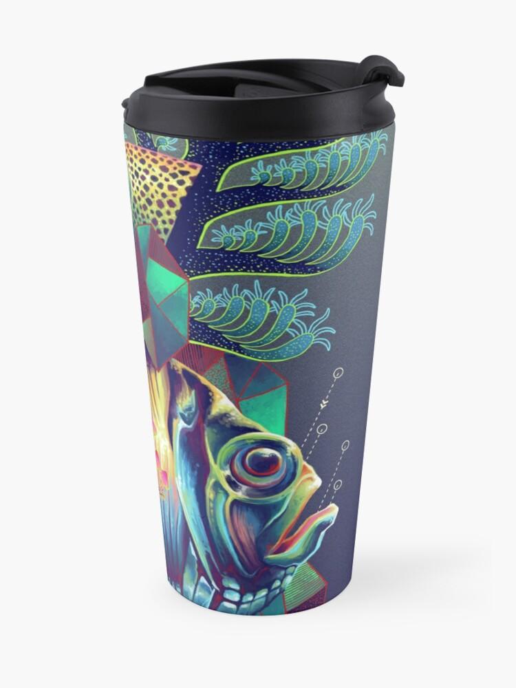 Alternate view of Luminescence Travel Mug