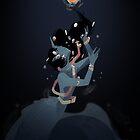Mermaid AU1 by moonsterm