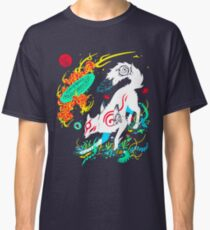 Kami of the Rising Sun  Classic T-Shirt
