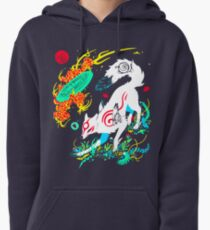 Kami of the Rising Sun  Pullover Hoodie