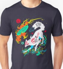 Kami of the Rising Sun  T-Shirt
