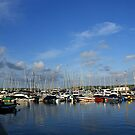 Mylor Marina by AndyReeve