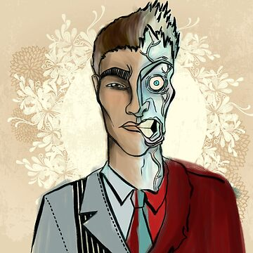 Two-face by Sloosh