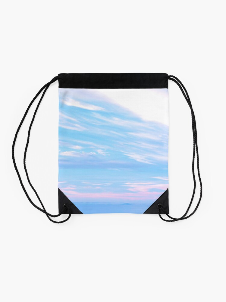 Alternate view of Aloft Drawstring Bag
