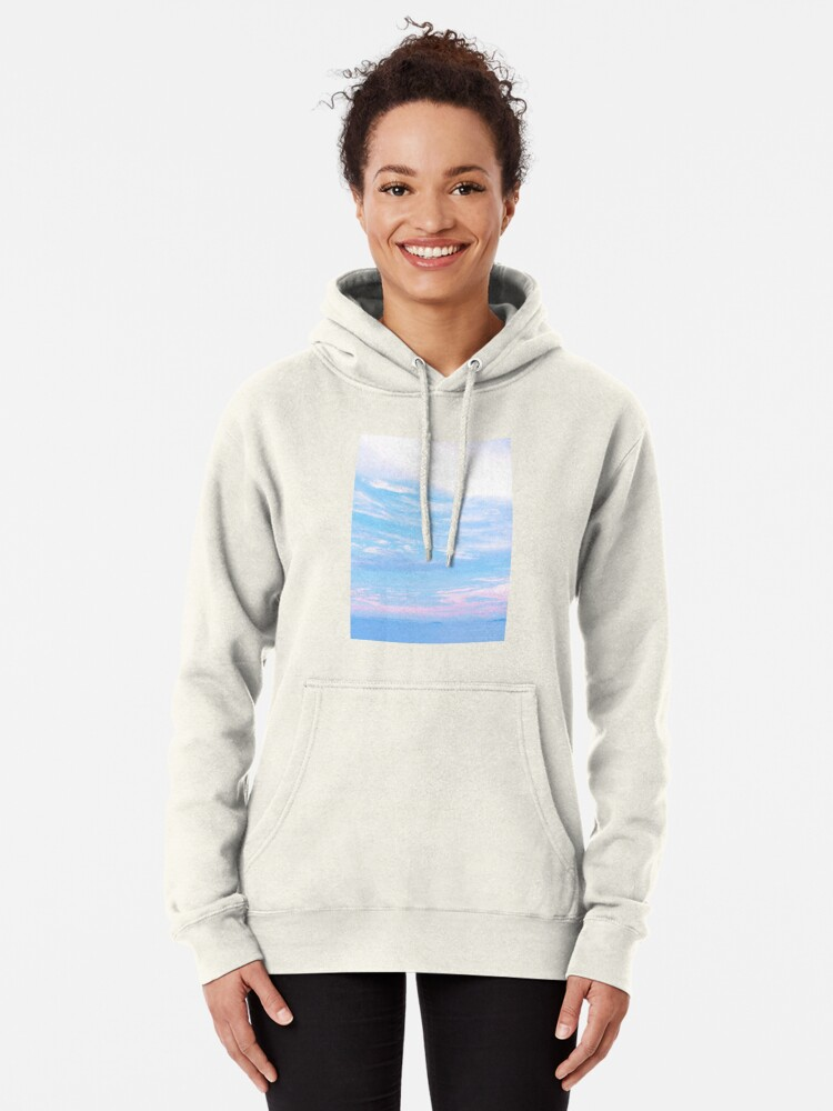 Alternate view of Aloft Pullover Hoodie